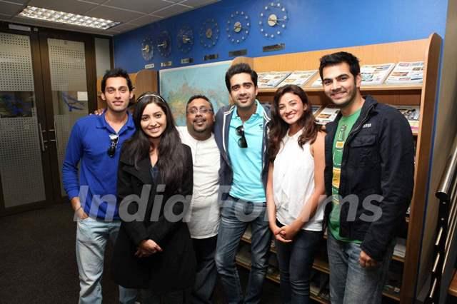Sumit, Asha, Avinash, Suhasi and Karan