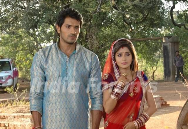 Mrunal and Tina from Uttaran