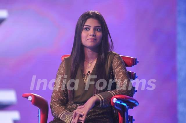 Zaahra Rehmani as contestant