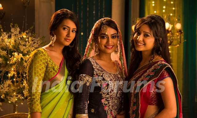 Additi Gupta, Surbhi Jyoti, Asha Negi