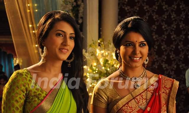 Additi Gupta and Richa Soni