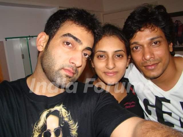 Manav Vij, Additi Gupta & Mahesh Shetty