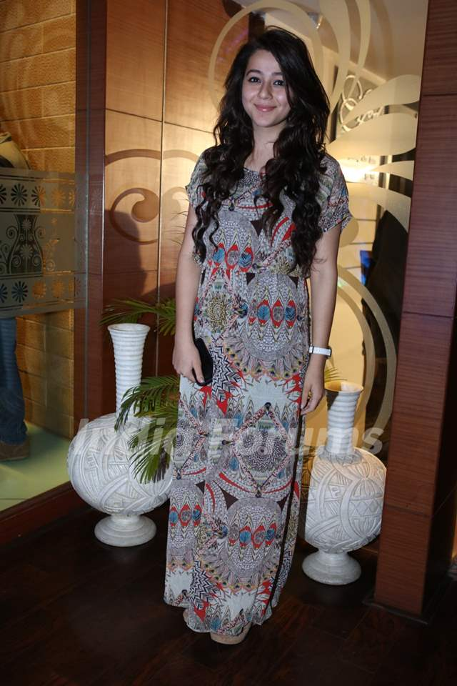 Priyal Gor at India-Forums.com 10th Anniversary Party