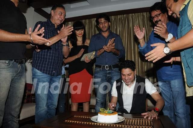 Kaushik Banerjee's Birthday Bash