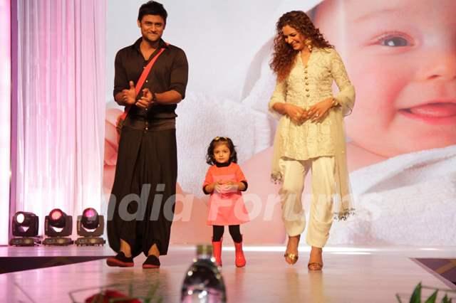 Manish Goel ans Shweta Kawatra were at the 4th GR8! Women Awards 2014