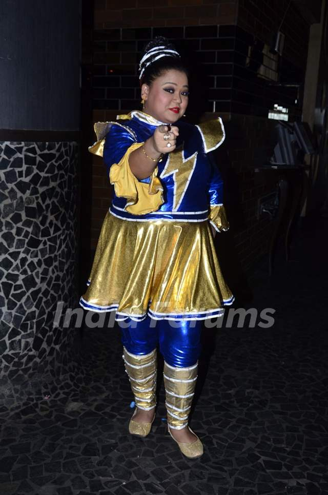 Bharti Singh at the Launch of Zee TV's 'Gangs of Hasseepur'
