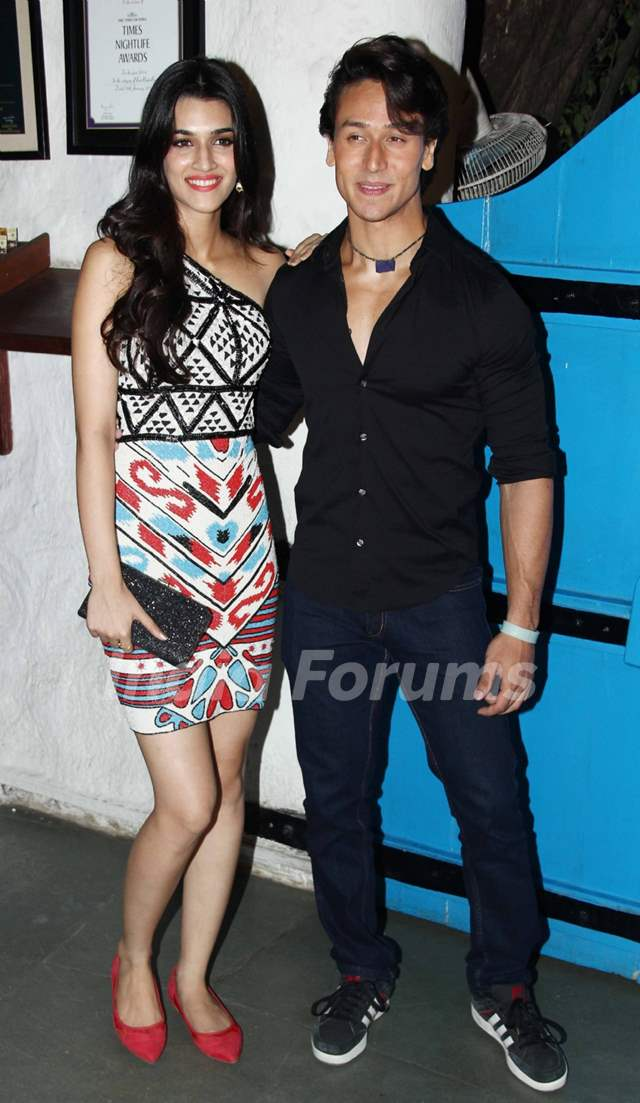 Heropanti success party