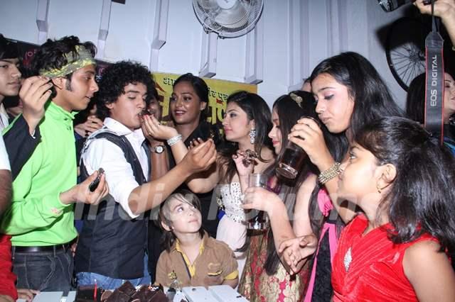 Maharana Pratap celebrates the completion of 200 episodes