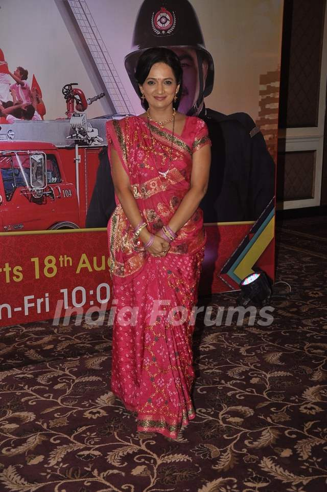 Kavita Laad was at the Launch of Sab TV's Show Chandrakant Chiplunkar Seedi Bambawala