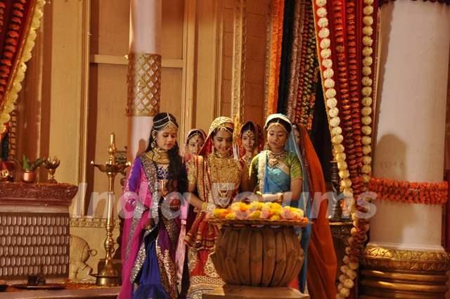 Royal Rajputana Wedding of Kunwar Pratap and Ajabde