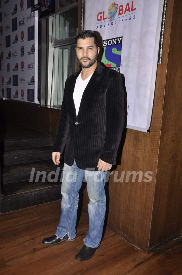 Vikas Sethi was seen at the Promotions of BCL Team Ahmedabad Express