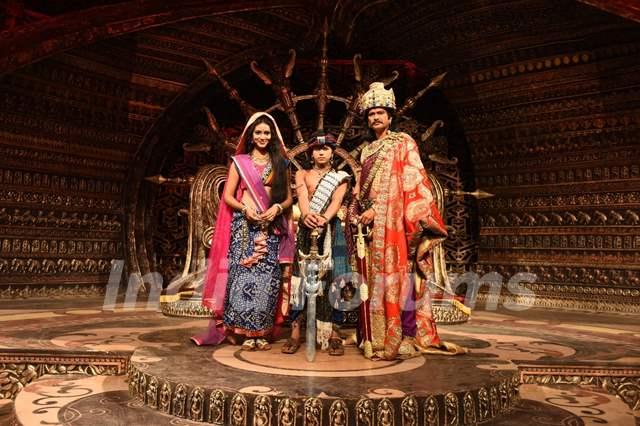 Colors Launches Chakravartin Ashoka Samrat