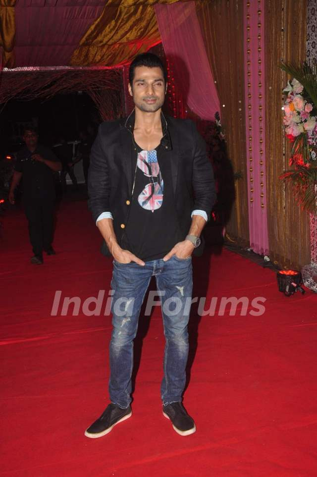 Hanif Hilal poses for the media at the Grand Success Bash of Hey Bro's Music