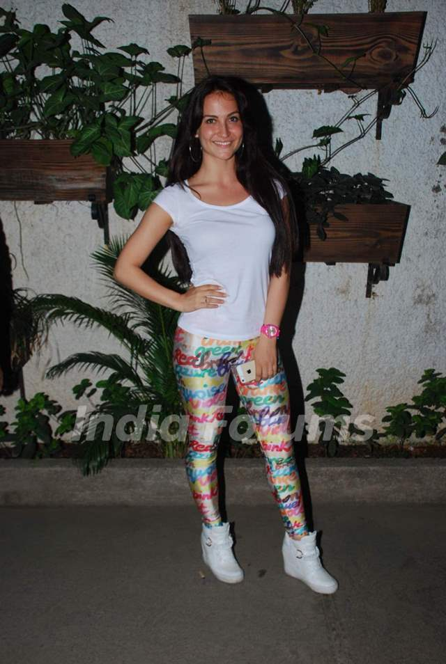 Elli Avram at Special Screening of Ek Paheli Leela