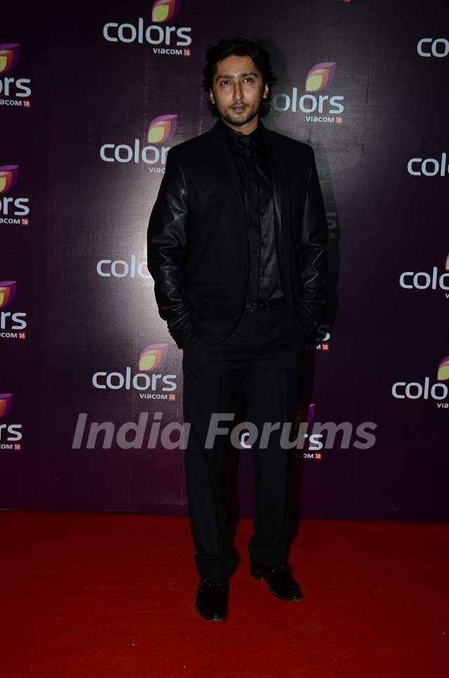 Kunal Karan Kapoor at Color's Party