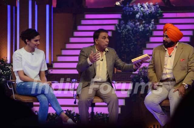 Deepika Promotes Piku at IPL Extra Innings