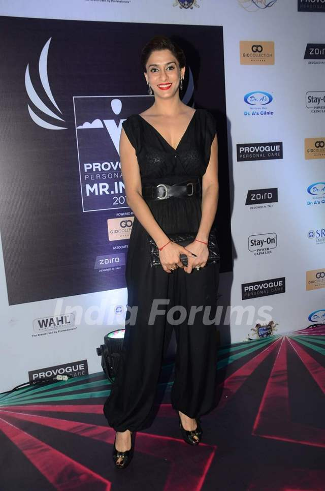 Shilpa Saklani at Mr. India Party
