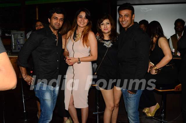 Munisha Khatwani's Birthday Bash