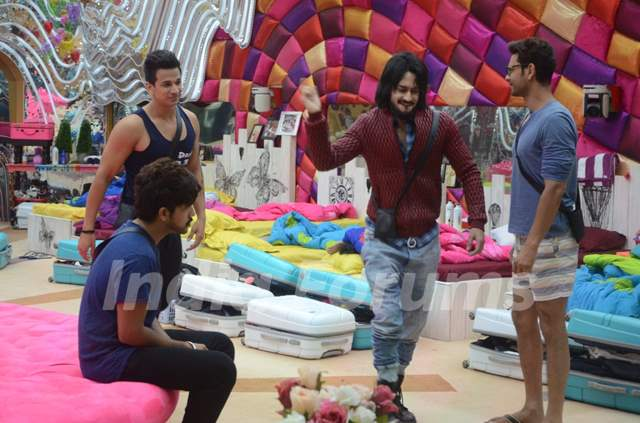 Bigg Boss Nau - Wild Card Entry of Rishab Sinha