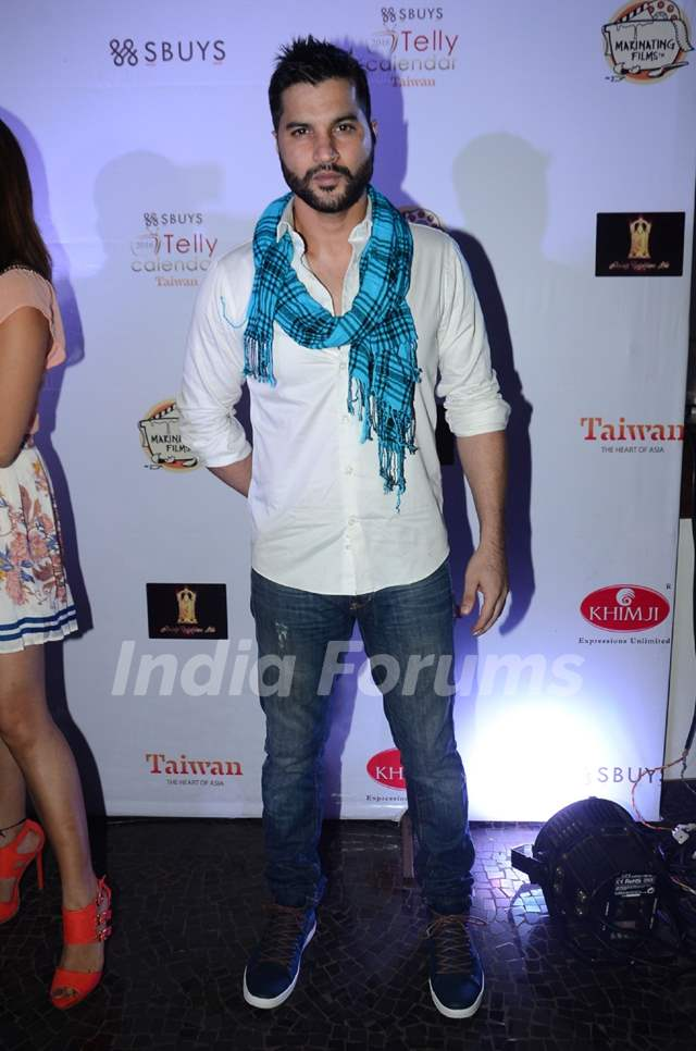 Vikas Sethi at Tele Calendar Launch
