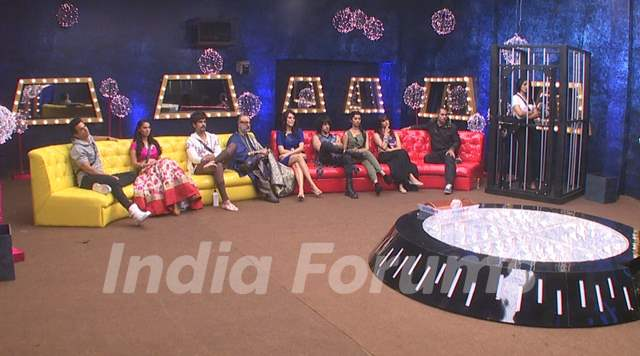 Bigg Boss 9 Nau: Day 41- Contestants