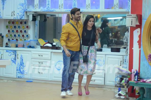 Bigg Boss 9 Nau: Day 74 - Rochelle Rao and Keith Sequeira