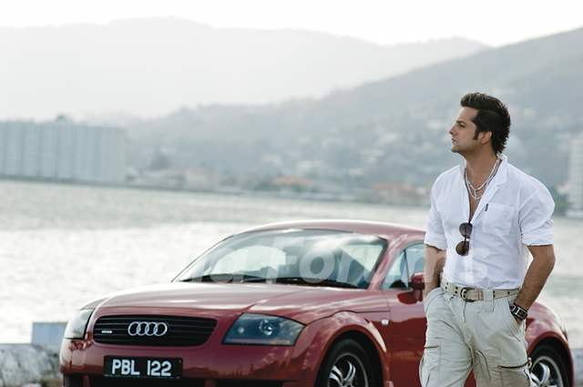 Fardeen Khan in Dulha Mil Gaya movie