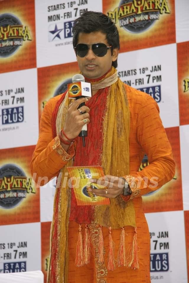 Manish Goel as a host