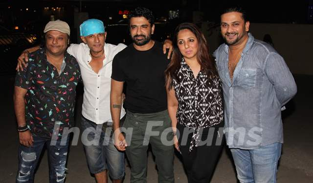Celebs at Beer Cafe Launch