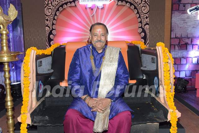 Alok Nath at Launch of Viacom18's 'Voot'
