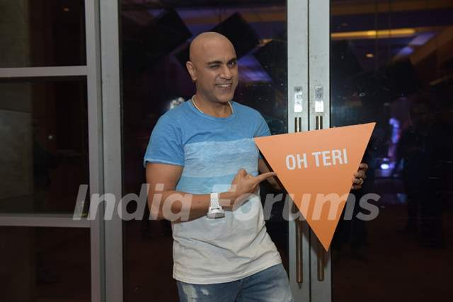Baba Sehgal at Launch of Viacom18's 'Voot'