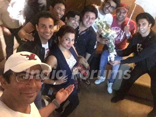 The Kapil Sharma Show Team attends Special Screening of Ki And Ka