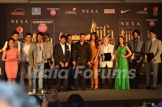 Celebs at IIFA 2016 Press Conference