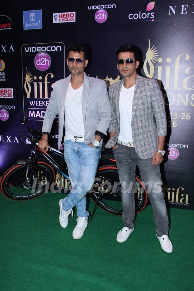 Meet Brothers at IIFA 2016 Press Conference