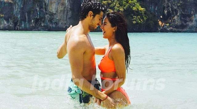 Still from 'Baar Baar Dekho' starring Katrina Kaif and Sidharth Malhotra