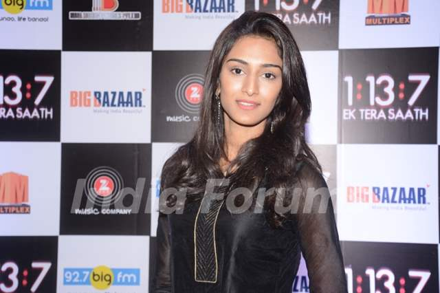 Erica Fernandes at Trailer and Music launch of film 'Ek Tera saath'