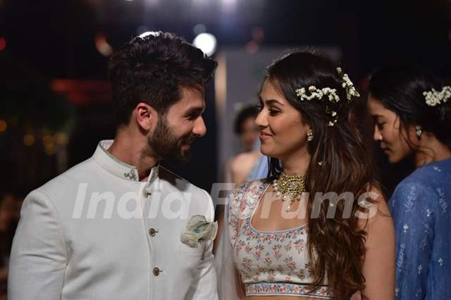 Shahid - Mira's beautiful Moment 2