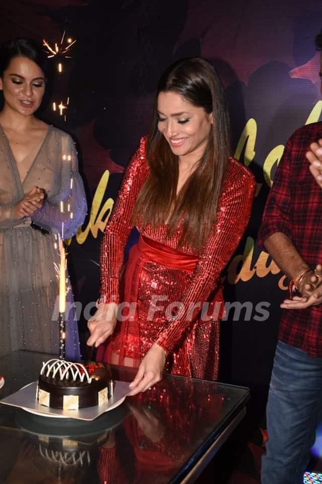 Ankita Lokhande's birthday bash