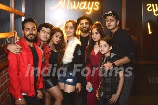 Celebrities at Aftab Khan's Filmygyan Success Bash
