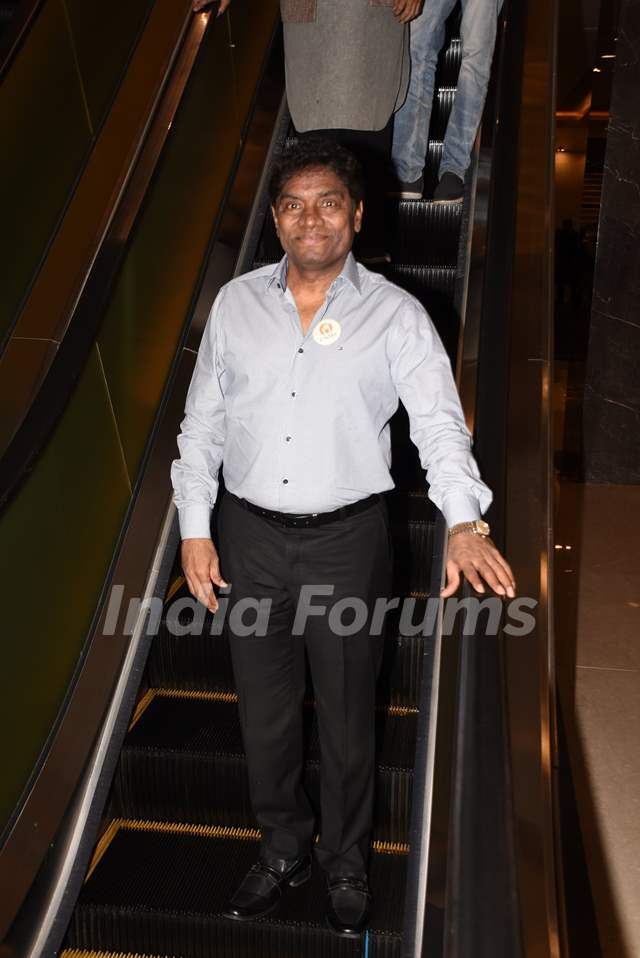Johny Lever snapped at CINTAA Act Fest