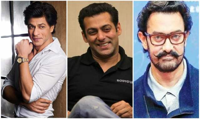SRK, Salman and Aamir to collaborate on a new project?