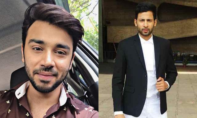 Samriddh Bawa and Rohan Pratap Singh in Panchali on Ullu App