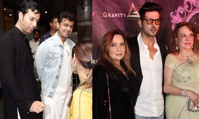 Bollywood celebrities grace the premiere of Umrao Jaan, the musical in Mumbai