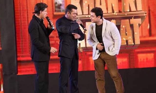 Shahrukh, Salman and Aamir