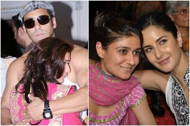 Salman and Katrina's throwback pictures