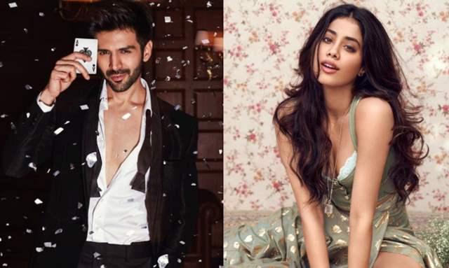 Kartik Aaryan and Janhvi Kapoor to star in Dostana 2