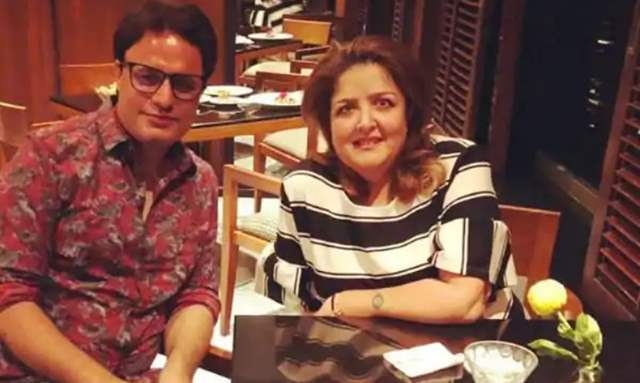 Sunaina's boyfriend Ruhail Amin is already married with kids