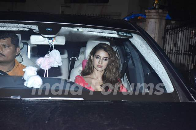 Disha Patani was papped at the special screening of Super 30
