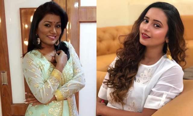 Vaishali Mhade on Shivani Surve