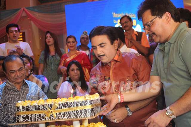 Taarak Mehta Ka Ooltah Chashmah CELEBRATED entry into12th year